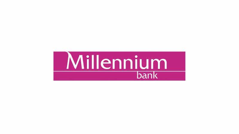 Millenium Bank logo
