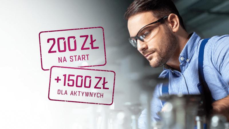 alior promocja dla firm 1500 + 200