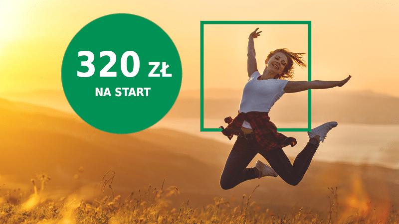 bnp promocja 320 zł