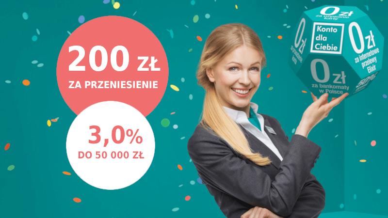 promocja 200 zł za przeniesienie konta