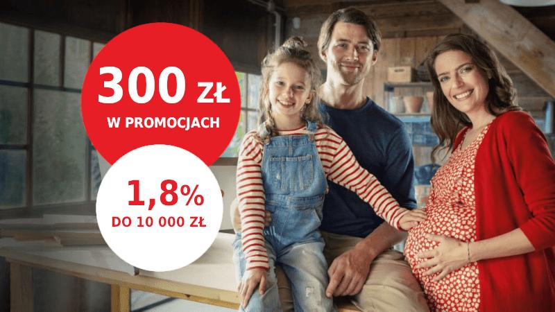 mbank promocja 300 zł ekonto plus premia