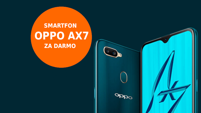 citibank promocja smartfon oppo ax7