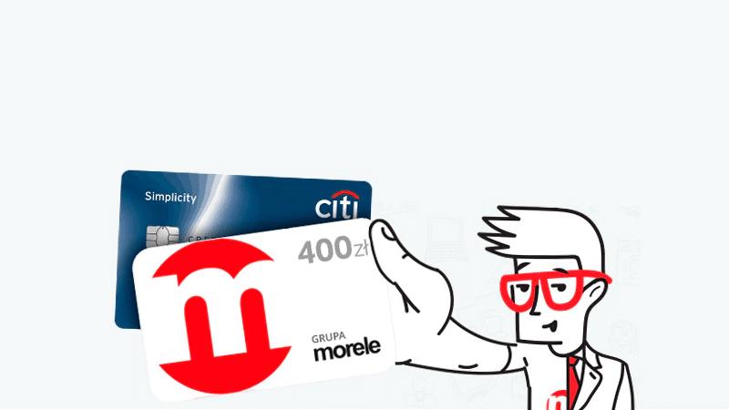 karta kredytowa citi promocja morele