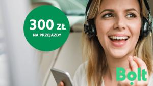 bnp paribas promocja bolt 300 zł