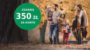 bnp paribas promocja 350 zł