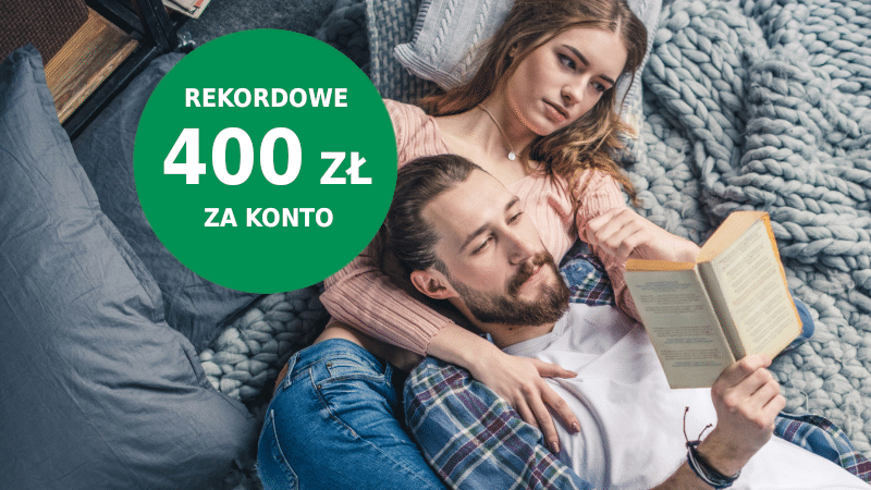 bnp promocja 400 zł