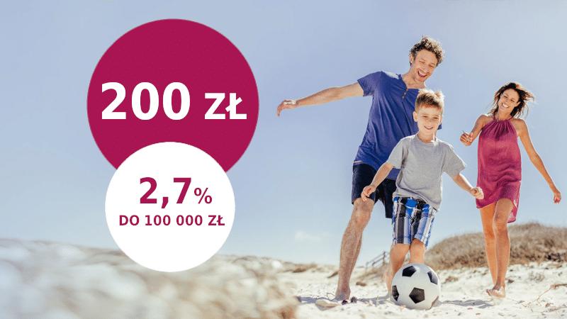 millenium promocja 200 zł