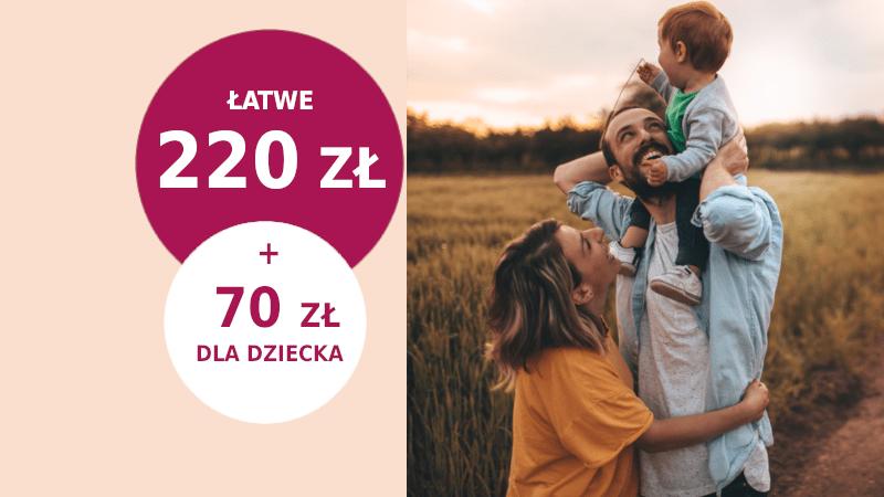 millenium promocja 290 zł 220 zł
