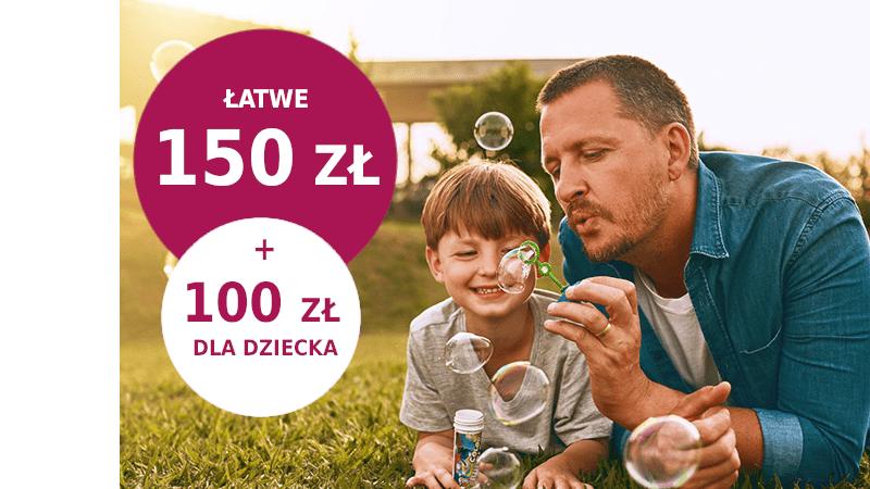 millenium promocja 150 zł