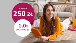 millenium promocja 250 zł