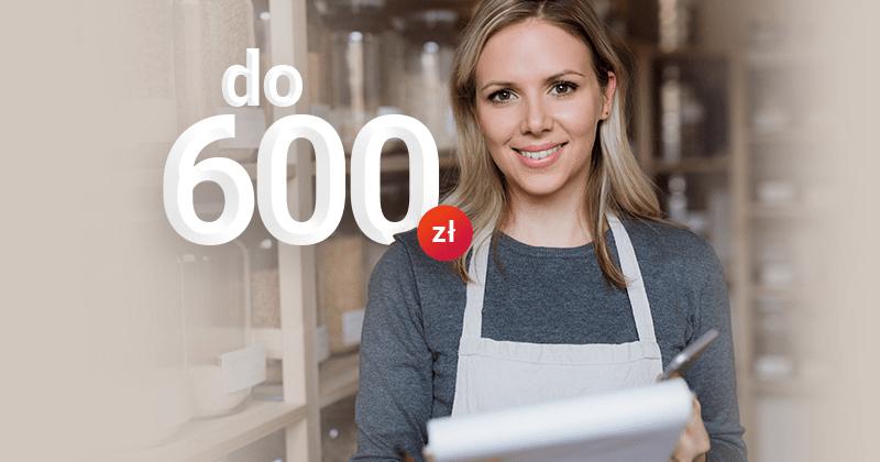 promocja 600 zł dla firm millennium