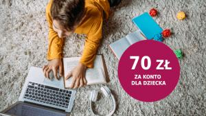 konto 360 junior promocja 70 zł