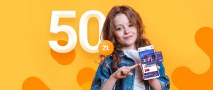 millenium promocja 50 zł dla dziecka
