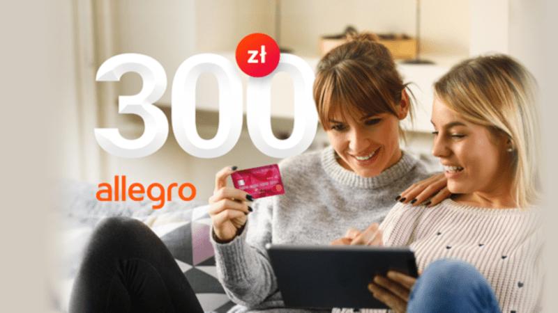 millenium karta promocja 300 zł allegro