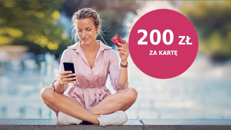 millenium karta kredytowa promocja 200 zł