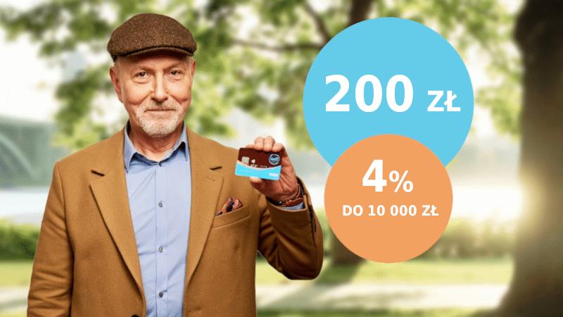 nest bank promocja 200 zł