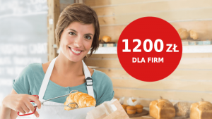 pekao promocja 1200 zł dla firm