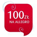 promocja 100 zł na allegro