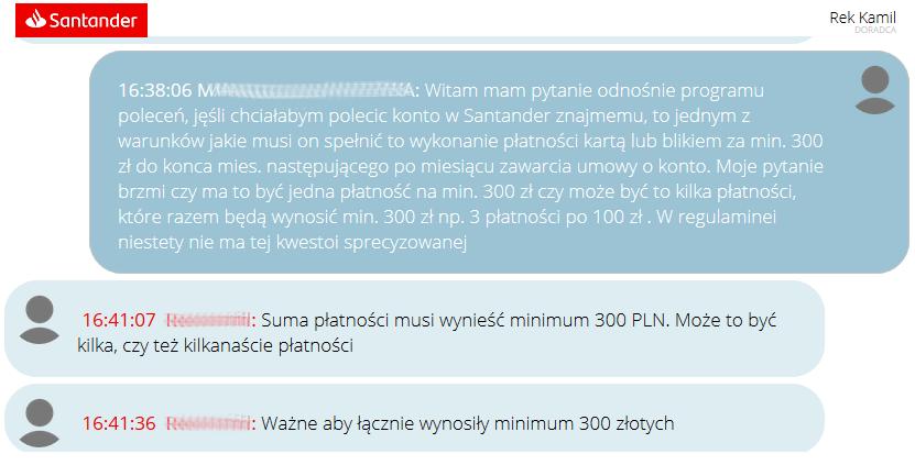 program poleceń jedna czy kilka płątności 300 zł