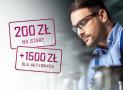 Alior Bank Konto Firmowe: 1700 zł premii dla firm (200 zł na start + 1500 zł za aktywność)