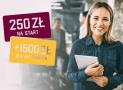 Alior Bank Konto Firmowe: 1875 zł premii dla firm (250 zł na start + 1500 zł za aktywność + 125 zł w progarmie Bezcenne Chwile)