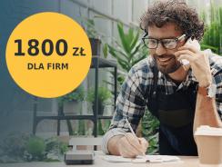 Alior Bank: Zgarnij premię 300 zł z iKonto Biznes (+ 1500 zł za aktywność)