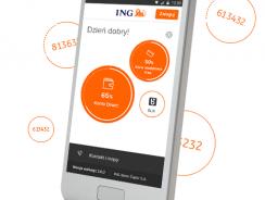 ING: 40 zł za dziesięć płatności telefonem