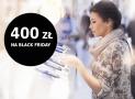 BNP Paribas: 400 zł za założenie konta w promocji na Black Friday