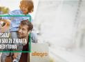 Rekordowe 500 zł na Allegro za kartę kredytową BNP Paribas