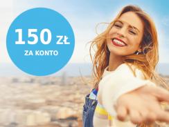 Promocje Citibank: Łatwe 150 zł za konto i 100 zł za transakcje (+ 400 zł za kartę )