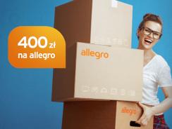 Promocja CitiBank: 400 zł na Allegro za wyrobienie karty Citi Simplicity