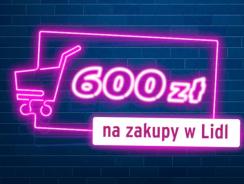 Promocja CitiBank: 600 zł do Lidla za wyrobienie karty kredytowej