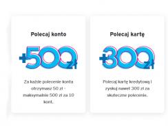 Program poleceń Citibank: 50 zł za Citikonto i do 300 zł za kartę kredytową