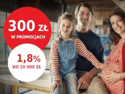 Promocja mBank: 250 zł za założenie eKonta i 1,8% dla oszczędności (+ 50 zł dla dziecka)