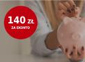 Promocja mBank: 140 zł za założenie eKonta z premią