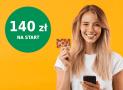 mBank promocja dla młodych: 140 zł za otwarcie eKonta Możliwości
