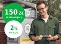 Promocje Getin Bank: 150 zł za założenie konta i 2% do 10000 zł (na ROK!)