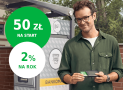 Program poleceń Getin Bank: 50 zł za założenie Konta Proste Zasady