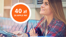 ING: Do 40 zł za skorzystanie z Apple Pay
