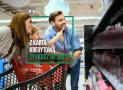 200 zł w e-bonach do sklepów Carrefour za kartę kredytową BNP Paribas