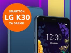 Promocja CitiBank: Telefon LG K30 (wart 599 zł) za wyrobienie karty Citi Simplicity