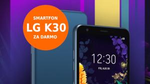 Promocja CitiBank: Smartfon LG K30 za wyrobienie karty Citi Simplicity