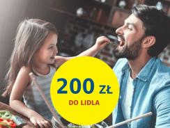 Promocja CitiBank: 200 zł do Lidla za wyrobienie karty kredytowej