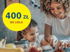 Promocja CitiBank: 400 zł do Lidla za wyrobienie karty kredytowej