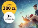 Promocje Alior Banku: 200 zł za założenie konta i 3% do 70 000 zł