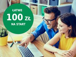 Łatwe 100 zł premii za otwarcie konta w BNP Paribas