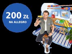 200 zł na Allegro za otwarcie Konta dla Młodych w PKO BP