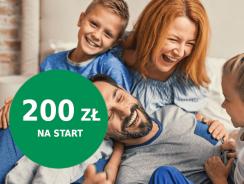 BNP Paribas: Zostań w domu i zgarnij łatwo 200 zł