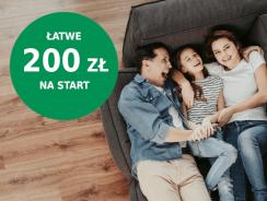 Majowa promocja BNP Paribas: 200 zł premii za założenie konta