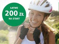 Premia 200 zł i szansa na rower o wartości 1000 zł w promocji BNP Paribas